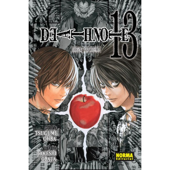 DEATH NOTE 13. HOW TO READ...