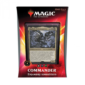 MAGIC - MAZO COMMANDER...