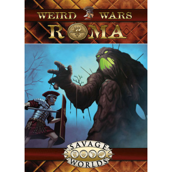 WEIRD WARS ROMA - SAVAGE...