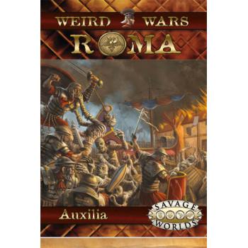 WEIRD WARS ROMA: AUXILIA -...