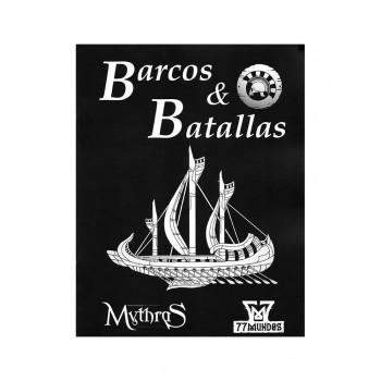 BARCOS Y BATALLAS - MYTHRAS