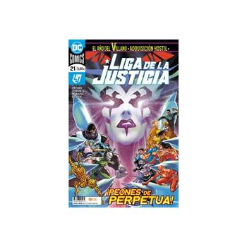 LIGA DE LA JUSTICIA 99/21