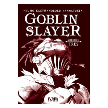 GOBLIN SLAYER NOVELA 03