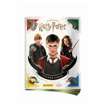 ALBUM DE CROMOS HARRY POTTER