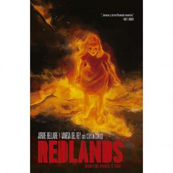 REDLANDS 01 HERMANAS DE SANGRE