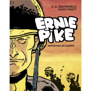 ERNIE PIKE EDICION INTEGRAL
