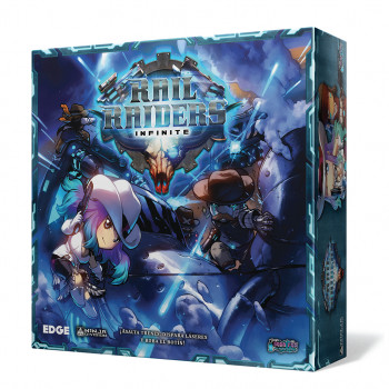 RAIL RAIDERS INFINITE (OFERTA)