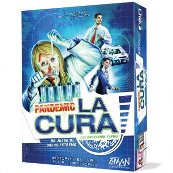 PANDEMIC - LA CURA