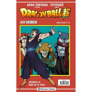 DRAGON BALL SERIE ROJA 243