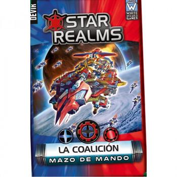 STAR REALMS MAZO DE MANDO:...