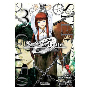 STEINS GATE ZERO 03