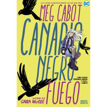 CANARIO NEGRO FUEGO