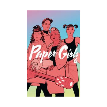 PAPER GIRLS (TOMO) 06
