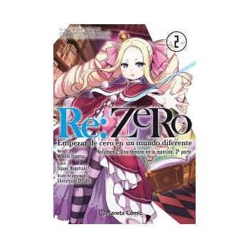 RE:ZERO CHAPTER 2 (MANGA) 02