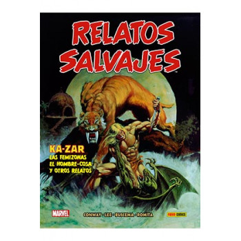 BIBLIOTECA RELATOS SALVAJES...