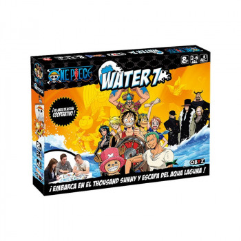 ONE PIECE - WATER 7 (JUEGO...
