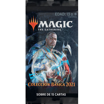 MAGIC - SOBRE 15 CARTAS...