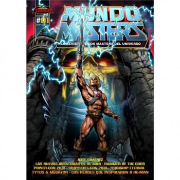 MUNDO MASTERS 01 LA REVISTA...