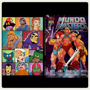 MUNDO MASTERS 06 LA REVISTA...