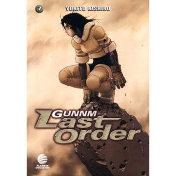 GUNNM LAST ORDER 07
