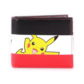 BILLETERA PIKACHU POKEMON....