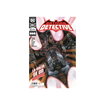 BATMAN: DETECTIVE COMICS 22