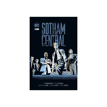 GOTHAM CENTRAL 01