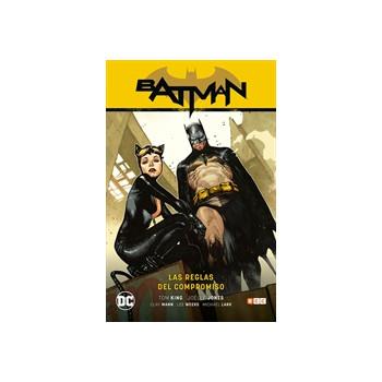 BATMAN VOL. 07: REGLAS DE...