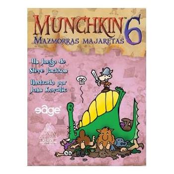 MUNCHKIN6: MAZMORRAS MAJARETAS