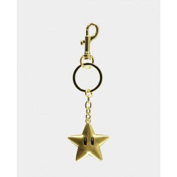 LLAVERO SUPER STAR METAL....