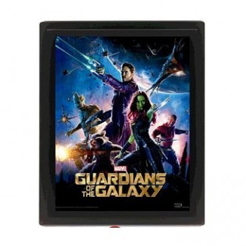 CUADRO 3D GUARDIANS OF THE...