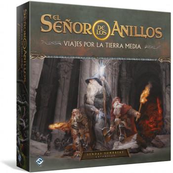 SENDAS SOMBRÍAS - EL SEÑOR...