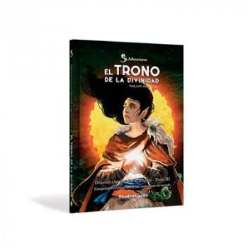 EL TRONO DE LA DIVINIDAD -...