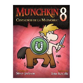MUNCHKIN8: CENTAUROS DE LA MAZMORRA