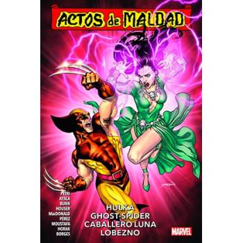 ACTOS DE MALDAD 02. HULKA,...