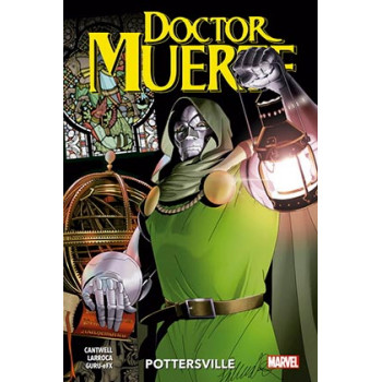 DOCTOR MUERTE 01. POTTERSVILLE