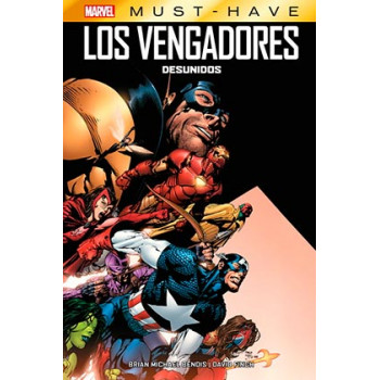 MARVEL MUST-HAVE. LOS...