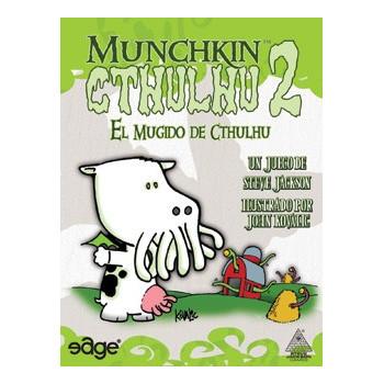 MUNCHKIN CTHULHU 2 - JCNC - EL MUGIDO DE CTHULHU