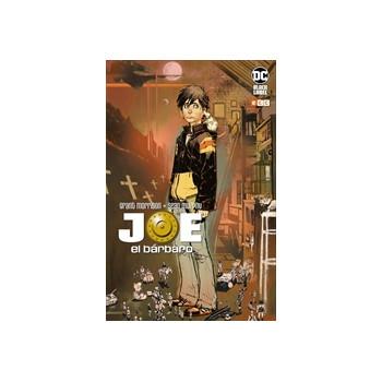 JOE EL BÁRBARO (BIBLIOTECA...