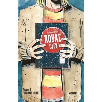 ROYAL CITY 3 Y SEGUIMOS A...