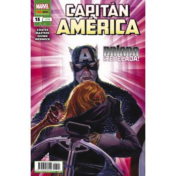 CAPITAN AMERICA 15