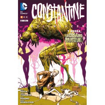 CONSTANTINE: HELLBLAZER 02