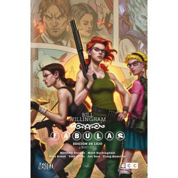 FABULAS: EDICION DE LUJO - LIBRO 10