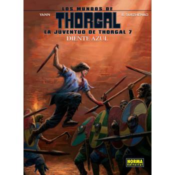 LA JUVENTUD DE THORGAL 7...