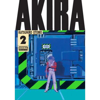 AKIRA EDICIÓN ORIGINAL 02