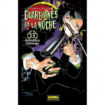 GUARDIANES DE LA NOCHE 13