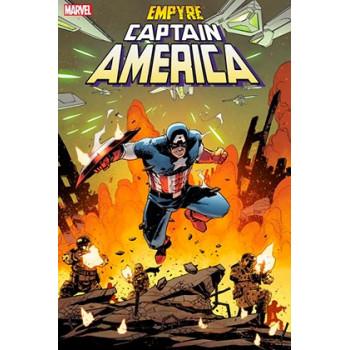 IMPERIO: CAPITAN AMERICA 01
