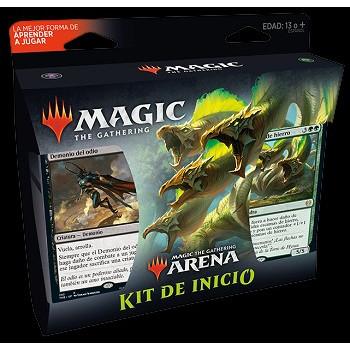 MAGIC - KIT DE INICIO ARENA