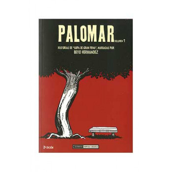 PALOMAR VOL. 01 (REEDICION)