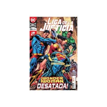 LIGA DE LA JUSTICIA 104/ 26